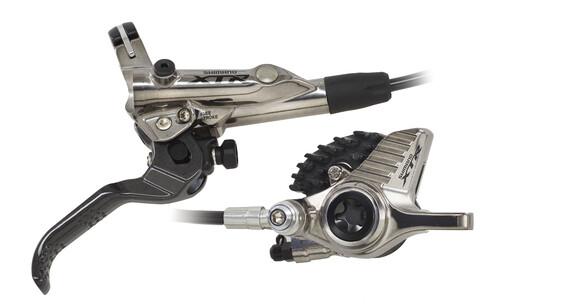 Shimano XTR BR-M9020 Trail Scheibenbremse Hinterrad grau/schwarz